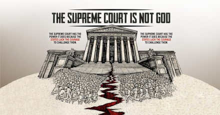Supreme Court Idolatry at Texas Alliance for Life