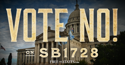 Free the States Memo to OK Senators Regarding SB1728