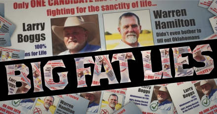 Disgraceful! Pro-Life Establishment Lies About Abolitionist Candidate Warren Hamilton