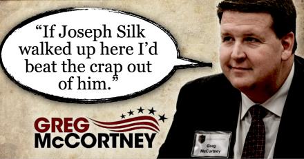 My Conversation With Senator Greg McCortney