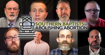 "SBC Pastors Publish ""Resolution on Abolishing Abortion"" for 2021 Convention Meeting"