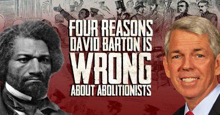 Four Problems With David Barton's Incrementalism Apologia
