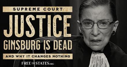Ruth Bader Ginsburg Passes Away at 87