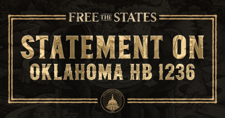 FTS Statement on HB1236 and a Suggested Amendment