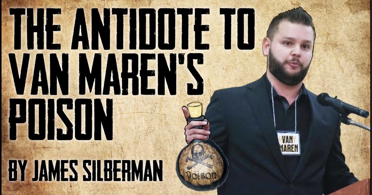 The Antidote to Van Maren's Poison